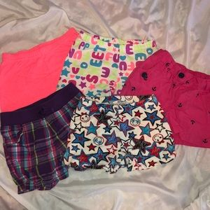 Other - Bundle of girls play shorts